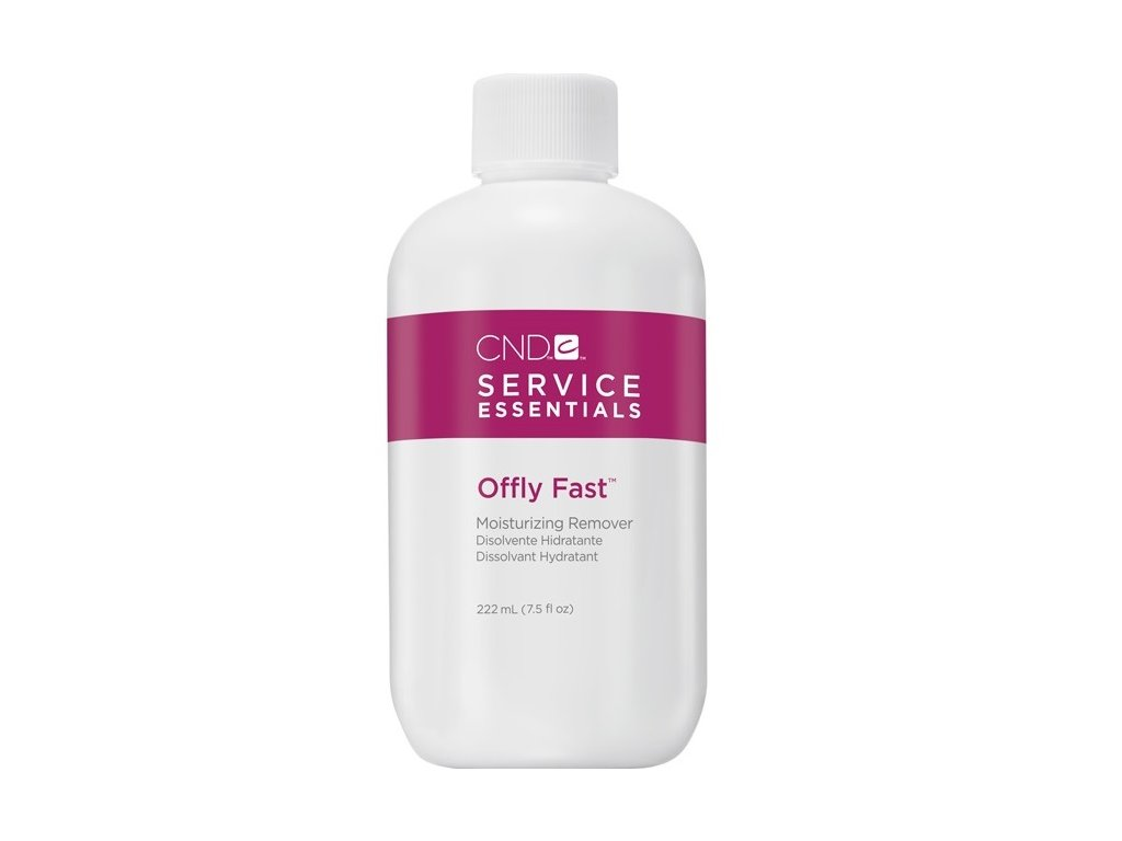 CND™ SHELLAC™ OFFLY FAST™ MOISTURIZING REMOVER 222ml