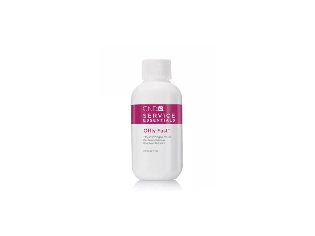 CND™SHELLAC™OFFLY FAST™ MOISTURIZING REMOVER 59ml