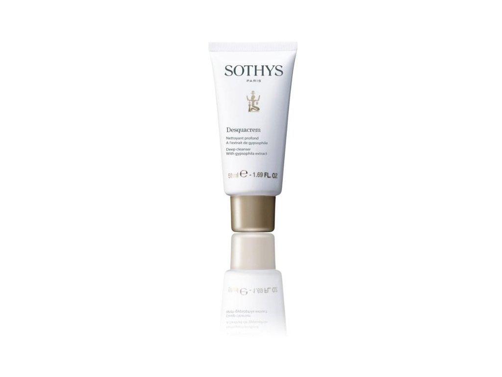 Sothys  Hloubkový čistič s exfoliačním účinkem 5ml