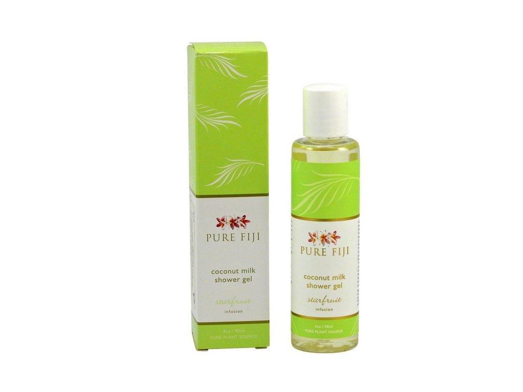 Pure Fiji Exotický masážní a koupelový olej, karambola 90ml