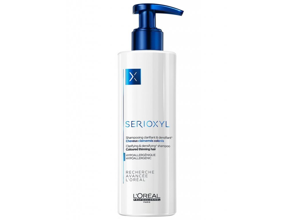 Loréal Serioxyl Coloured thinning hair šampon 250 ml