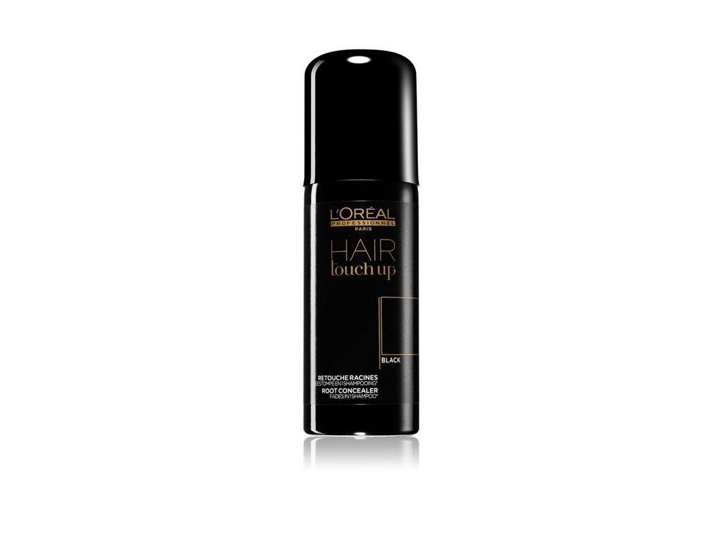 L'Oréal Hair Touch Up Vlasový korektor / černá (1-3)