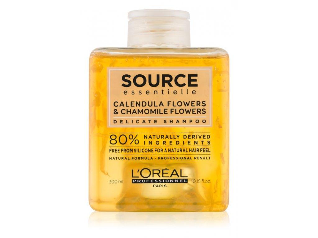 loreal professionnel source essentielle calendula flowers chamomile flowers jemny sampon na vlasy 4