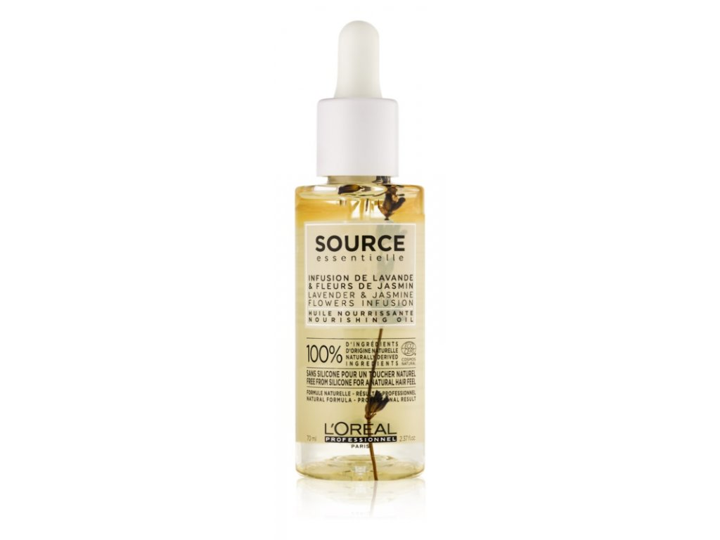 loreal professionnel source essentielle lavender jasmine flowers infusion vyzivujici olej pro citlive vlasy 4