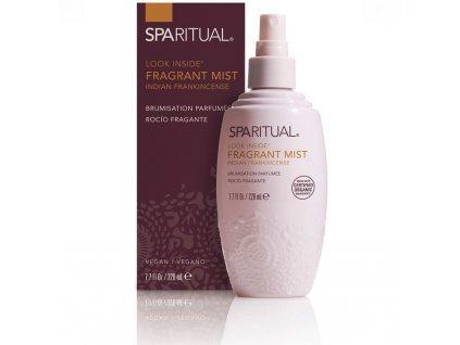 SpaRitual - Tělové mléko s vůní indického kadidla 228 ml