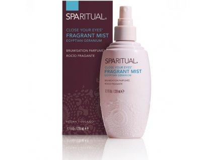 SpaRitual - Hydratační mlha z Pelargonie 228ml