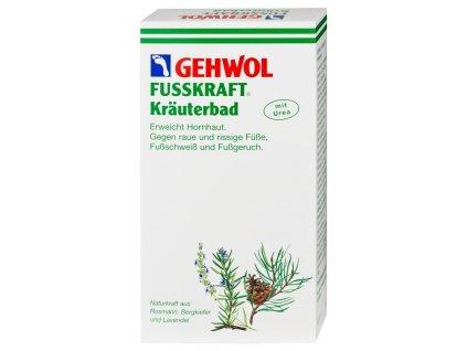GEHWOL FUSSKRAFT Kräuterbad 400 g