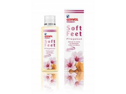 GEHWOL Soft Feet Pflegebad 200 ml