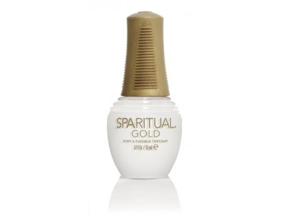 SpaRitual - GOLD Flexible Topcoat  Clear *700