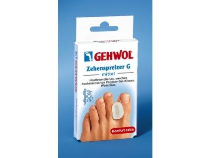 GEHWOL Rozpínač prstů G (Zehenspreizer) střední 3 ks