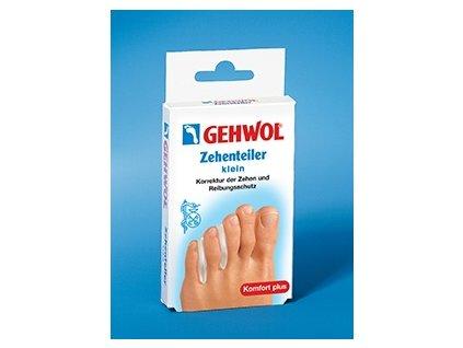 GEHWOL Oddělovač prstů (Zehenteiler) velká 3 ks