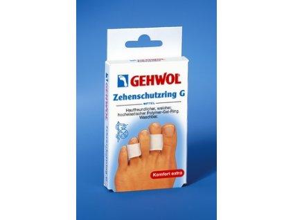 GEHWOL Ochranný kruhový návlek G (Zehenschutzring) malá 2 ks