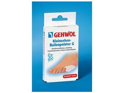 GEHWOL Ochranný polštářek malíčku G (Kleinzehen-Ballenpolster) 1 ks