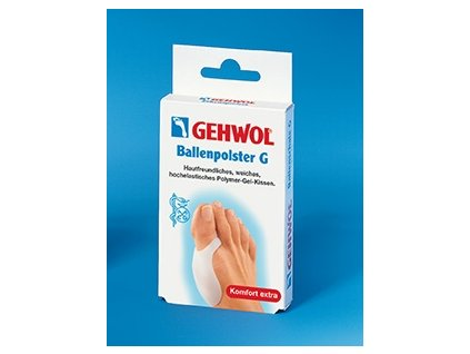 GEHWOL Návlek na vybočený kloub G (Ballenpolster) 1 ks