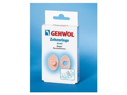 GEHWOL Prstenec kloubový oválný 9 ks