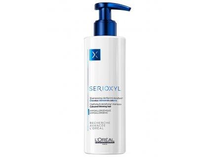 Loréal Serioxyl Natural thinning hair šampon 250 ml