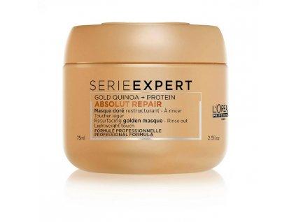 L'Oréal - Absolut Repair maska Gold Quinoa + Protein 75ml