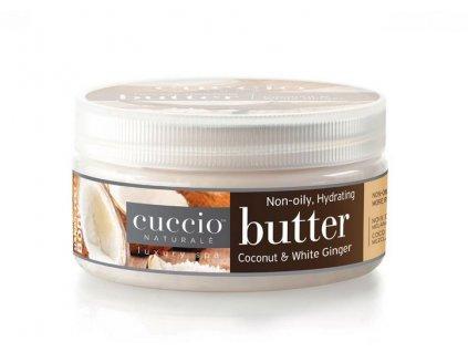 CUCCIO BUTTER  Cocounut & White Ginger 226g (8oz)
