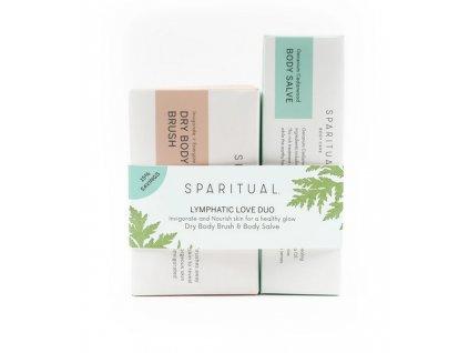 SpaRitual Sada Pelargonie - LYMPHATIC LOVE DUO