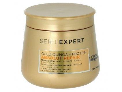 L'Oréal - Absolut Repair maska Gold Quinoa + Protein 250ml