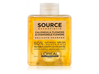loreal professionnel source essentielle calendula flowers chamomile flowers jemny sampon na vlasy 4