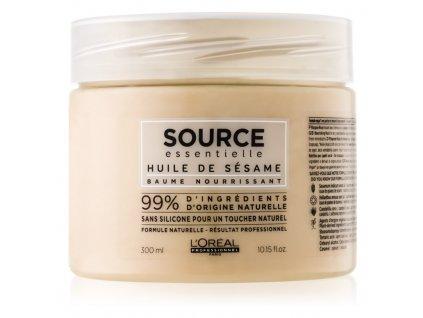 loreal professionnel source essentielle sesame oil vyzivujici maska pro citlive vlasy 4