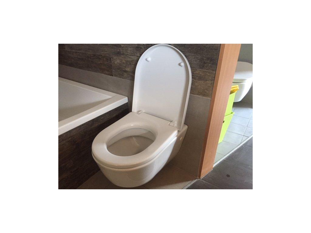 WC sedátko Soft Close Laufen Pro