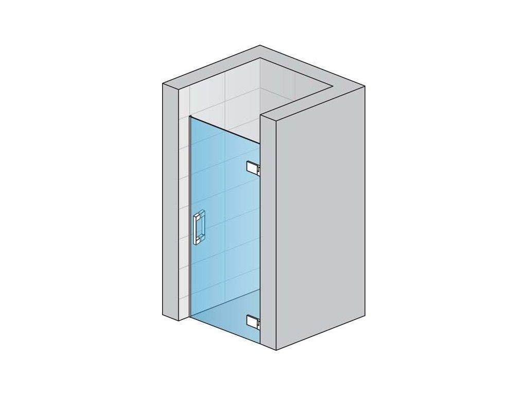 Jednokřídlé dveře