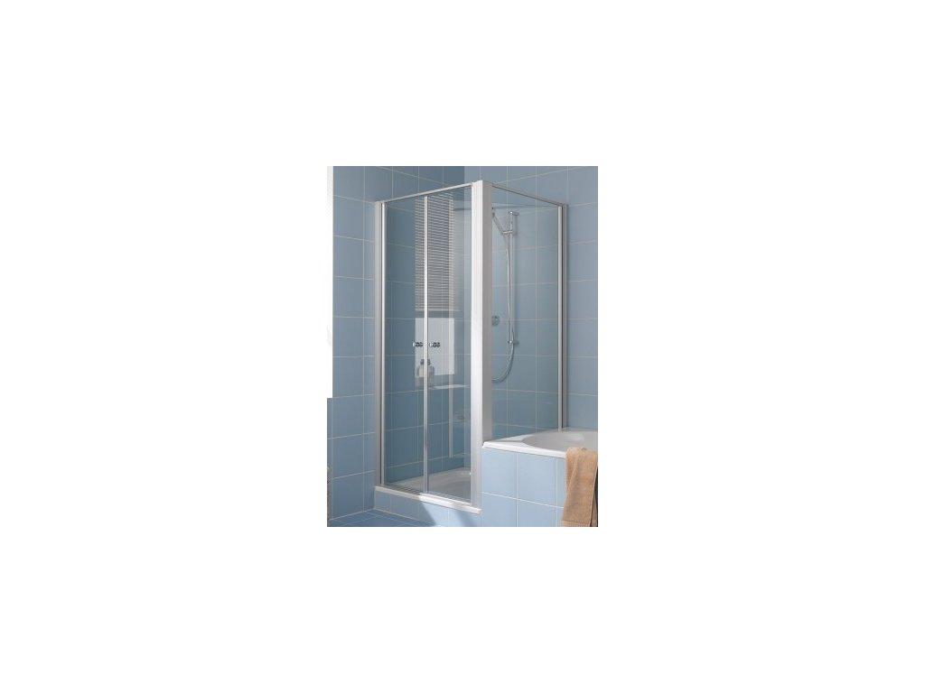 KERMI IBIZA  I2 TBD 08018 1AK boční stěna mezi vanu a vaničku