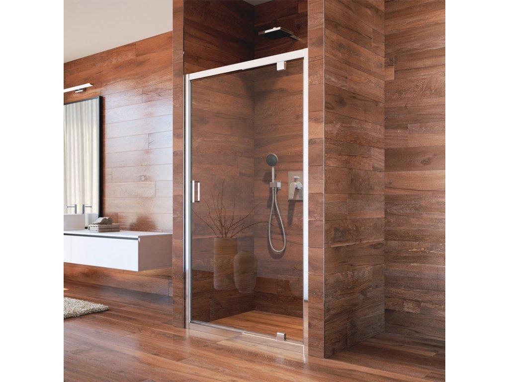 Lima sprchové dveře pivotové