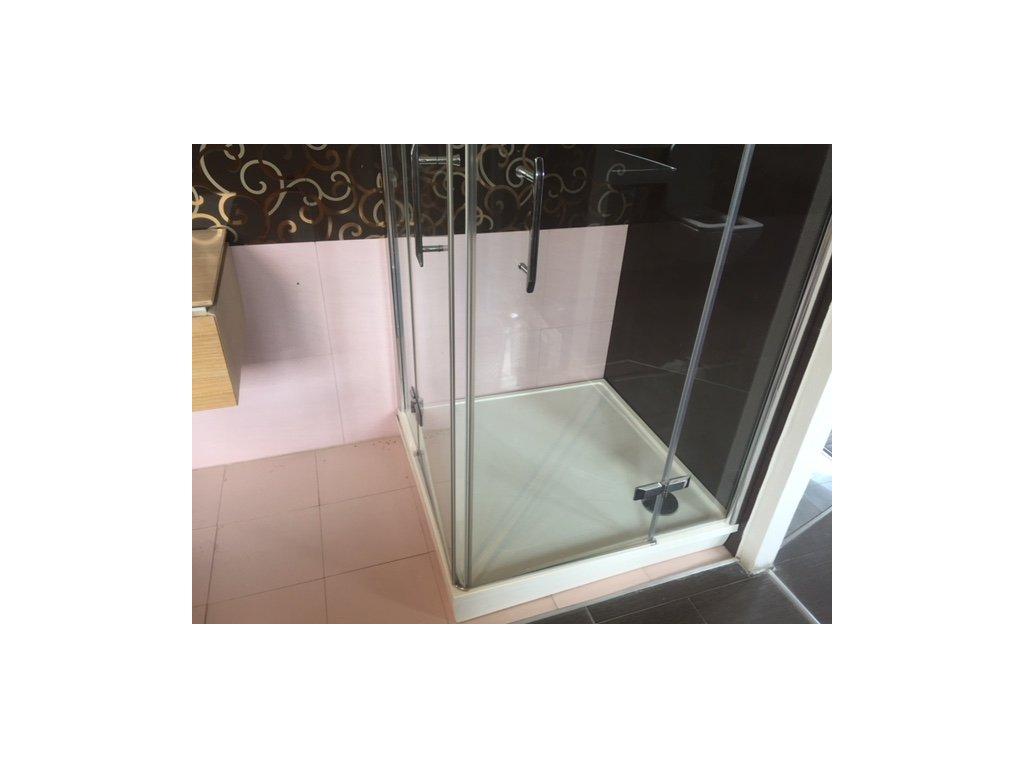 sprchový kout 90x90x200 Sanswiss + vanička