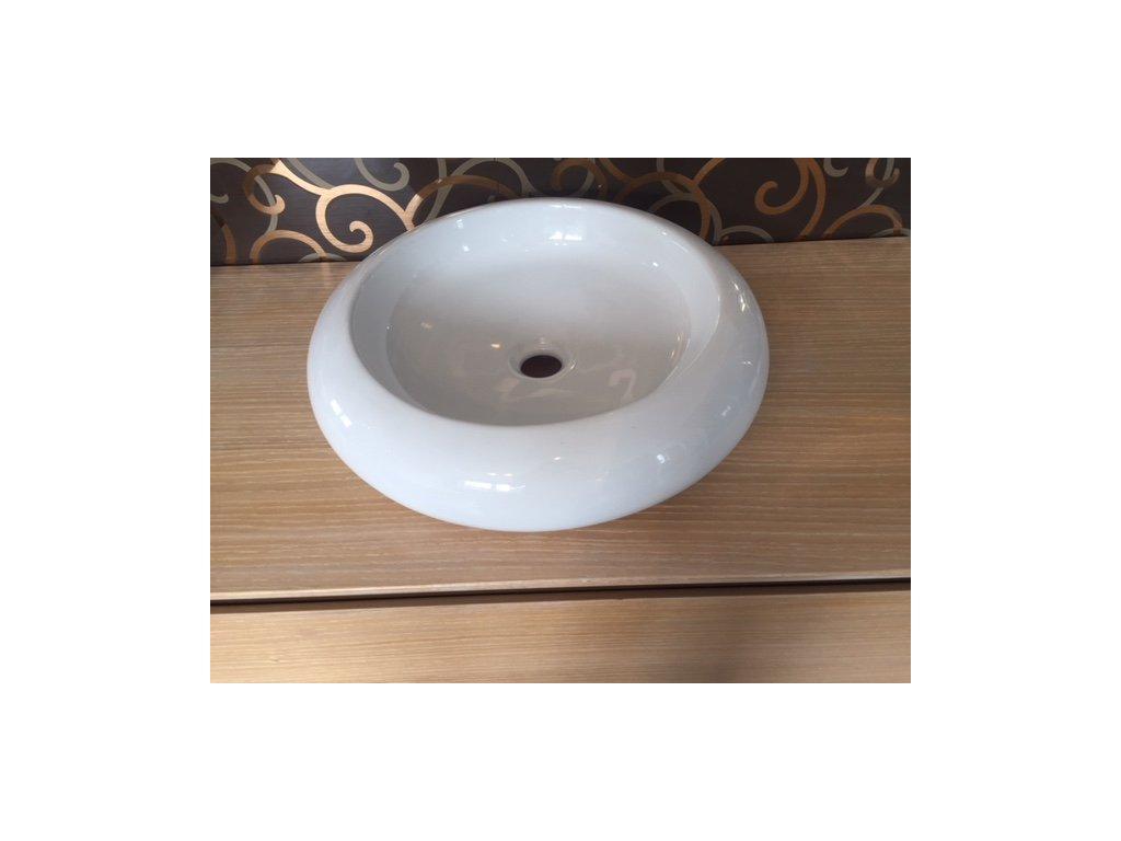 Koupelnová skříňka 100x50 s umyvadlem 46 cm