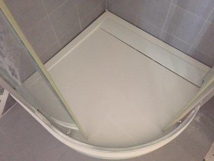 sprchová vanička litý mramor 90x90 ILA-WIR