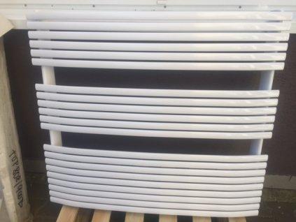 Koupelnový žebřík Ravak Top 808x900 bílá