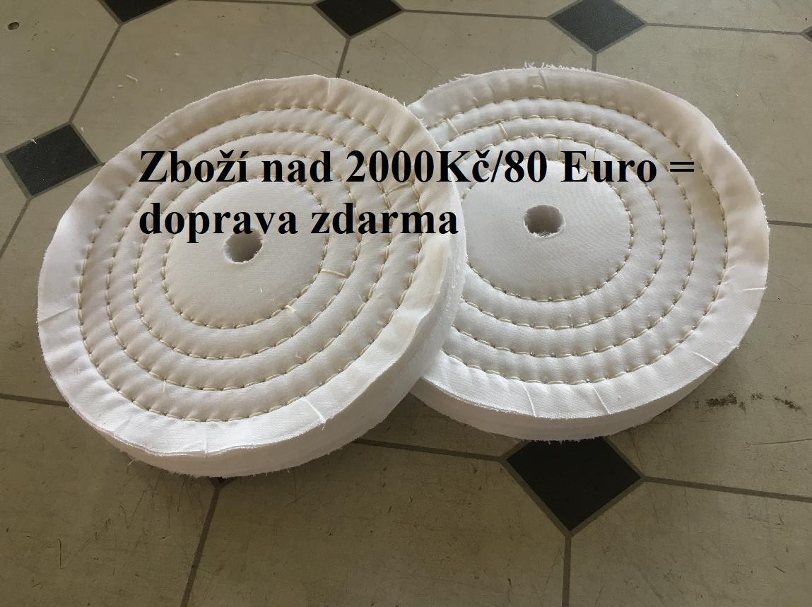 Doprava od 2000Kč / 80 Euro zdarma