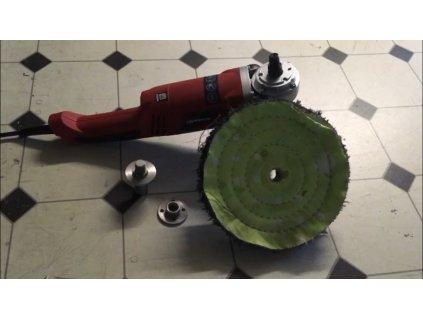 adapter pro kotouč na leštičku a uhlovou brusku