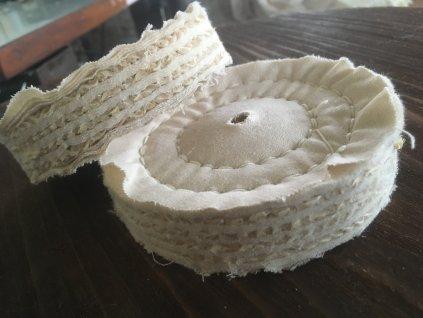 sisal polishing wheel