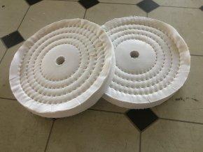 polishing wheel cotton leštící kotouče brolle vos