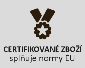 Certifikované zboží