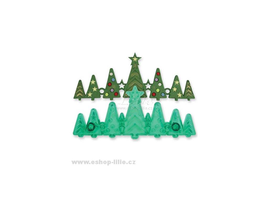 Vánoční stromky vykrajovače JEM 117CH019