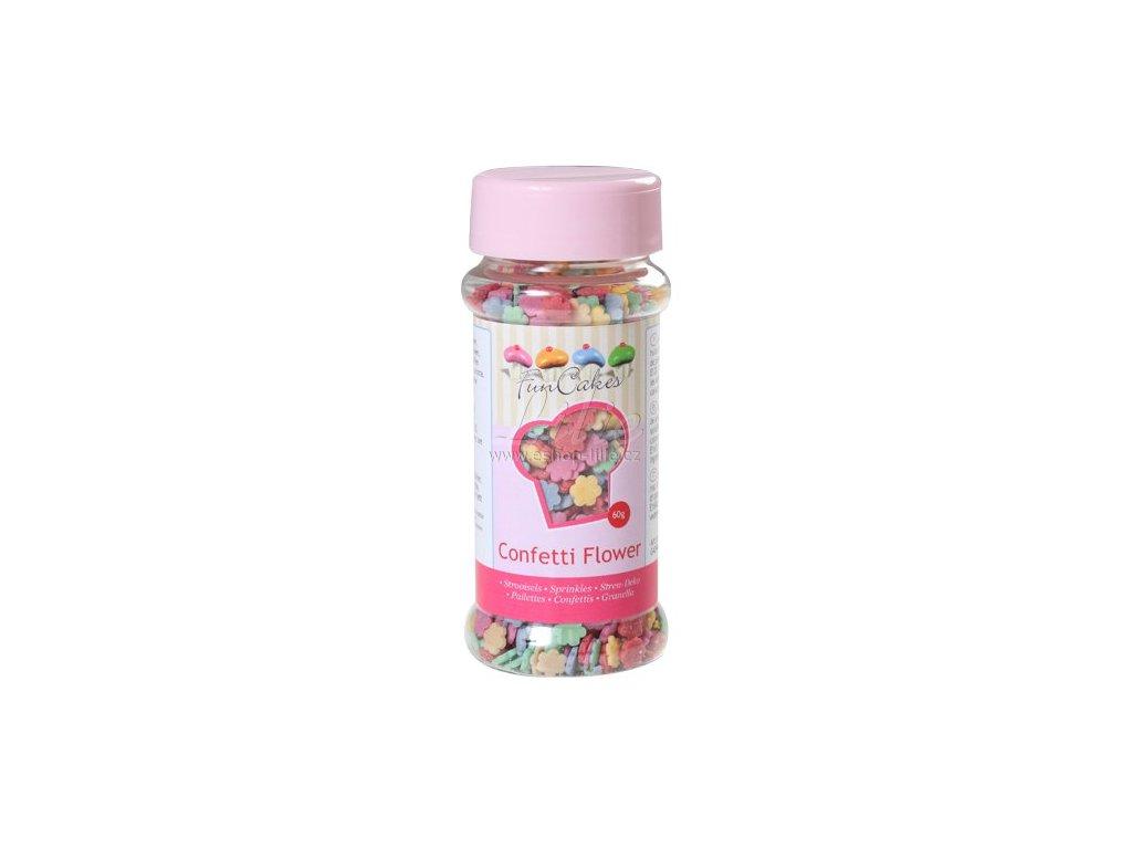 Květiny cukrové sypání FunCakes G42440