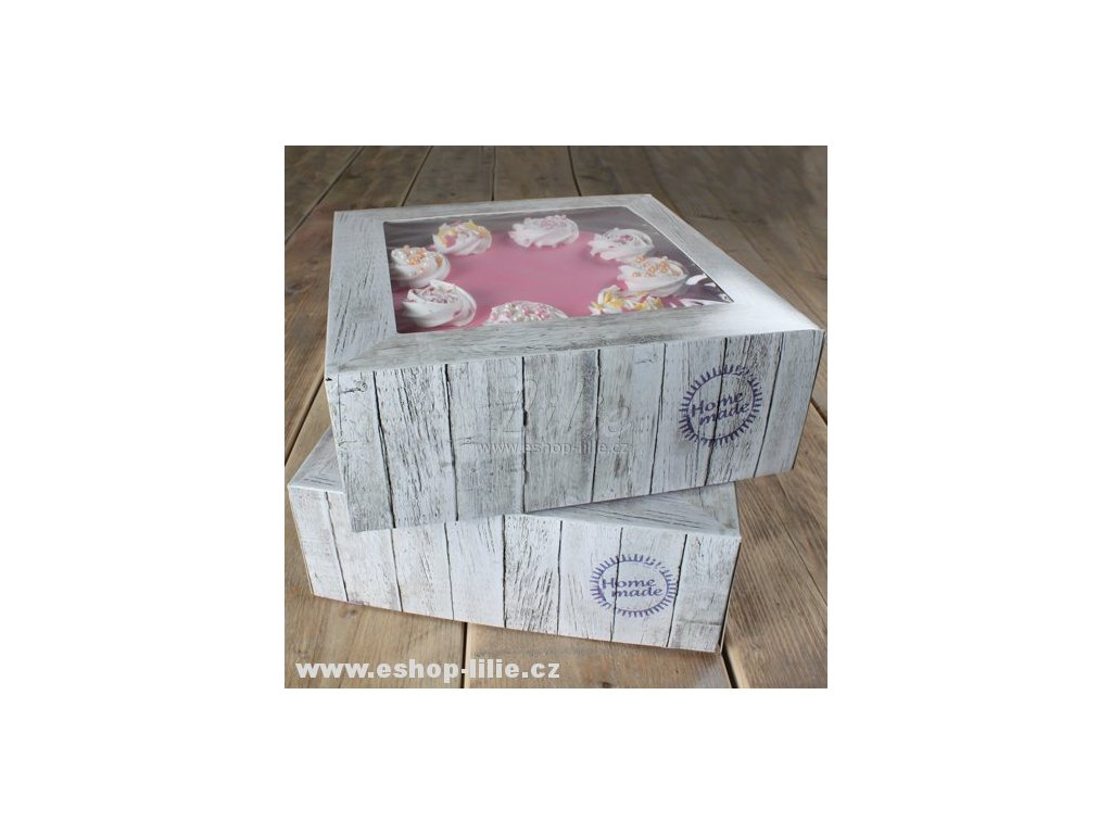 Dortová krabice FunCakes FC1125 26cm x 26cm