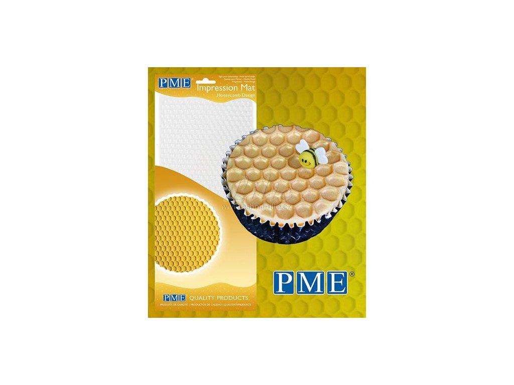 Medový plást otiskovací podložka PME IM193