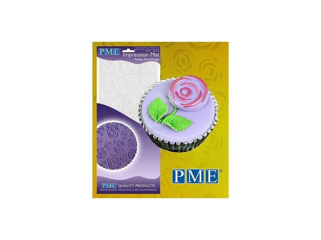 Růže otiskovací podložka PME IM197