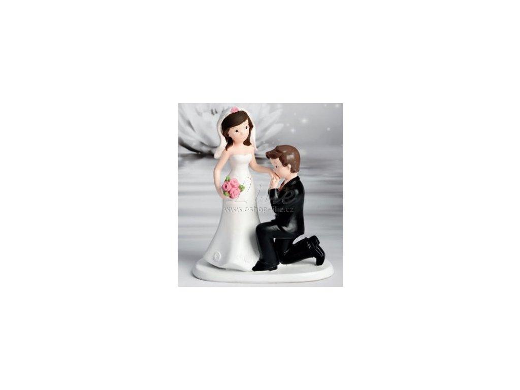 Svatební figurky na dort 28475 Modecor