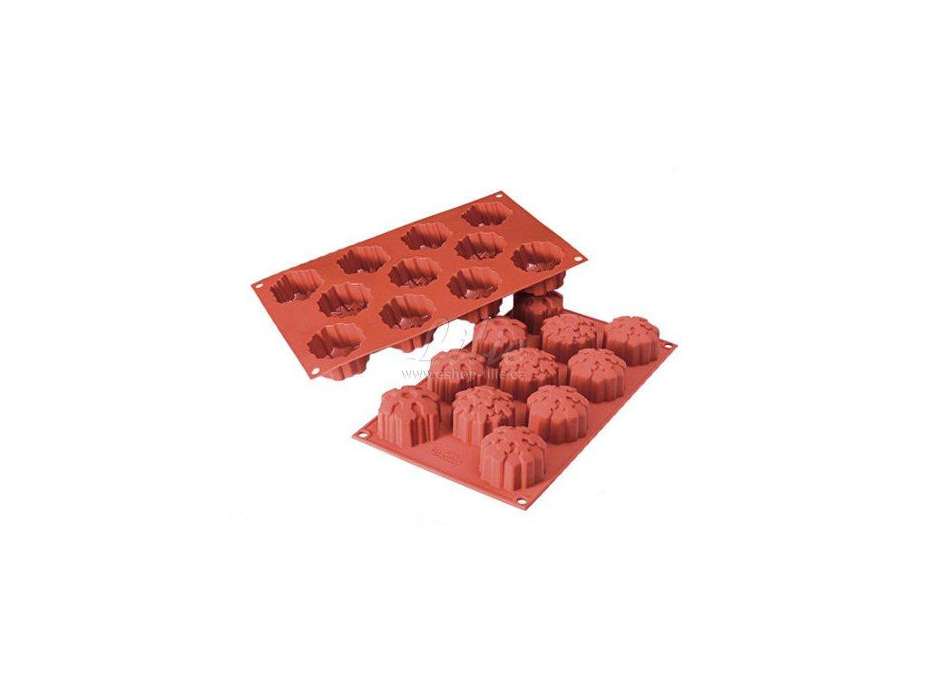 Vločky SF115 silikonová forma na pečení
