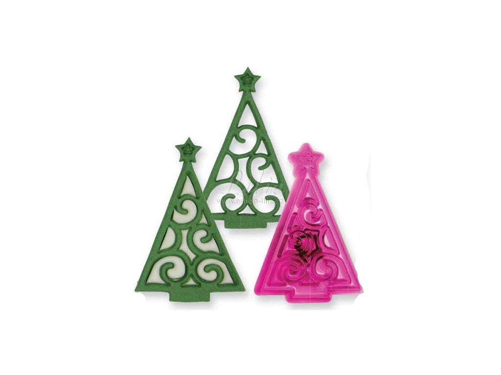 Vánoční stromek JEM 117CH018 vykrajovač