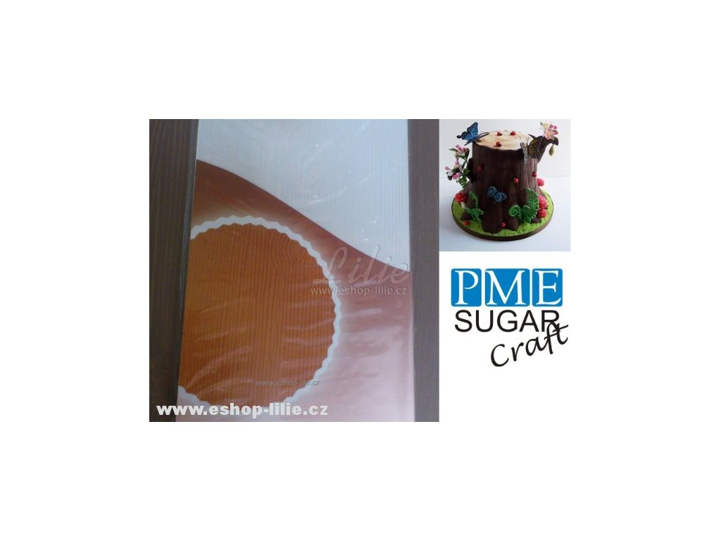 Otiskovací podložka IM189 PME Bark Design