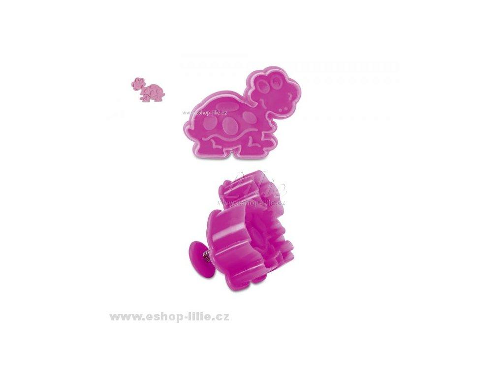 Želva plastový vypichovač 170834