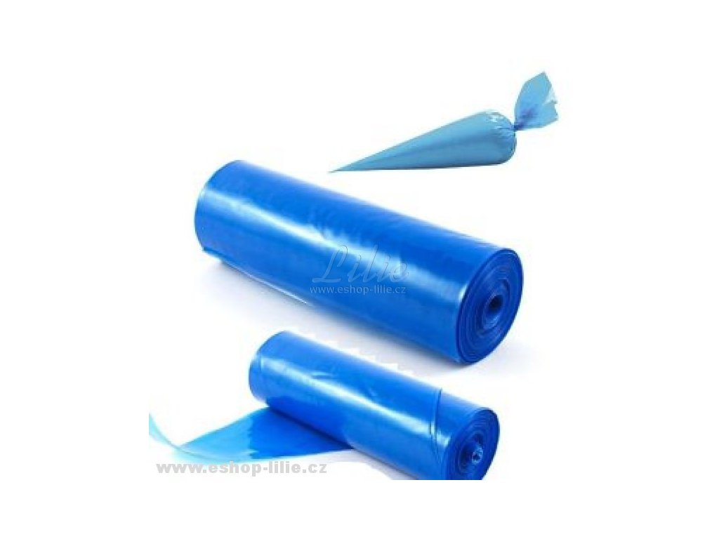 Protiskluzový modrý sáček 30cm